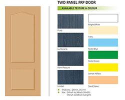 Application & Usage of FRP Doors