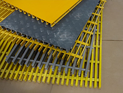 FRP Gratings Manufacturers