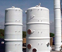 Heavy FRP Storage Tanks
