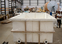 FRP / GRP Pickling Tanks Manufacturer